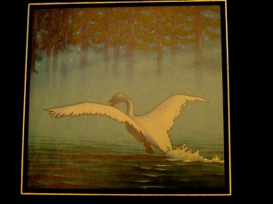 Swan Lake, by Mark Helprin & Chris Van Allsburg